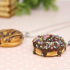 Tatlı Donut Kolye