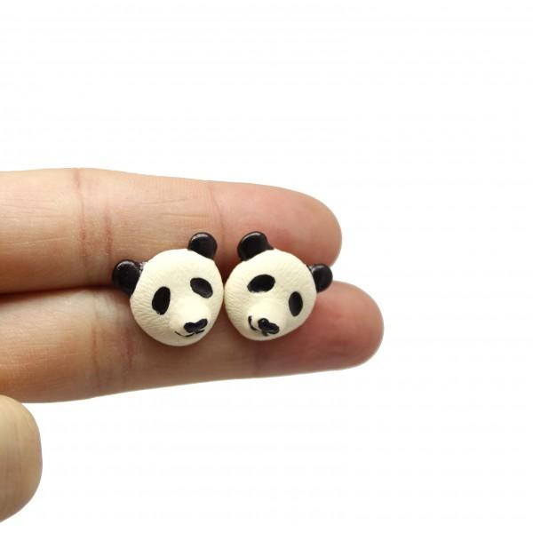 Panda Küpe