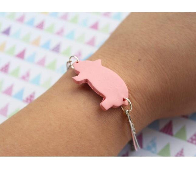 Pig Star Bileklik