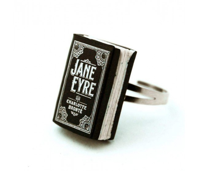 Jane Eyre Kitap Yüzük