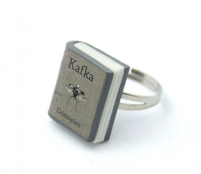 Kafka Dönüşüm Kitap Yüzük