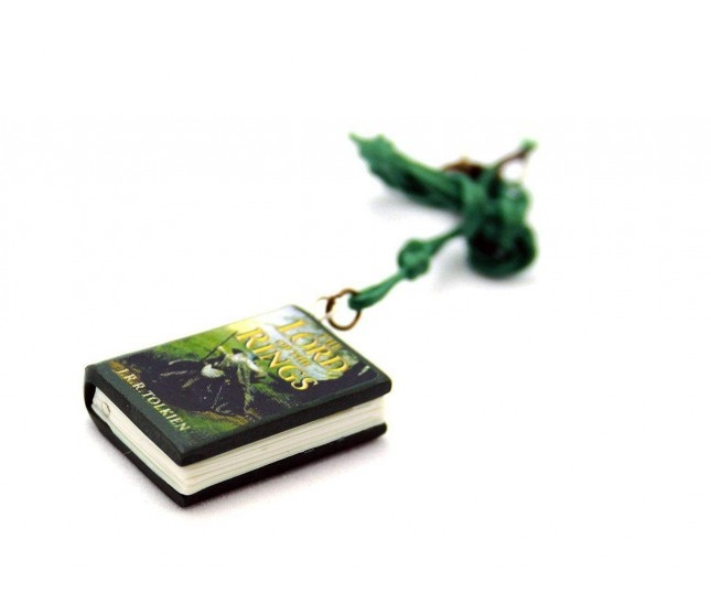 Lord Of The Rings Kitap Kolye