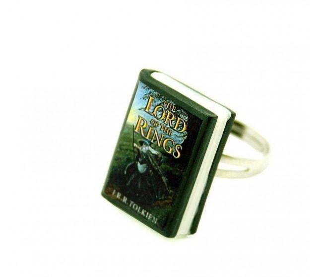 Lord Of The Rings Kitap Yüzük