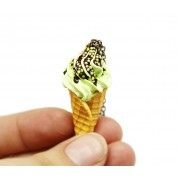 Dondurma Kolye Antepfıstıklı