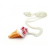 Dondurma Kolye Vanilyalı