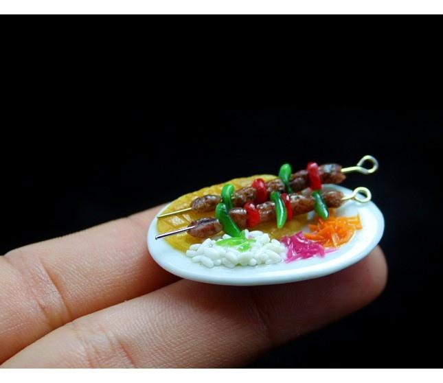 Osmanlı Mutfağı - Şiş Kebap