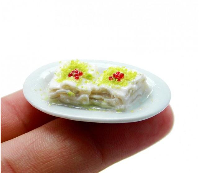 Osmanlı Mutfağı - Güllaç