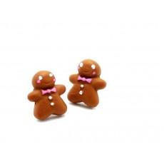 Gingerman Küpe