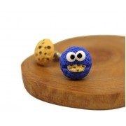 Kurabiye Canavarı & Cookie Küpe