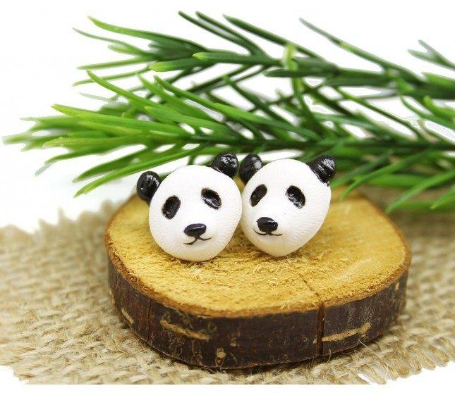 Panda Küpe / Zoo