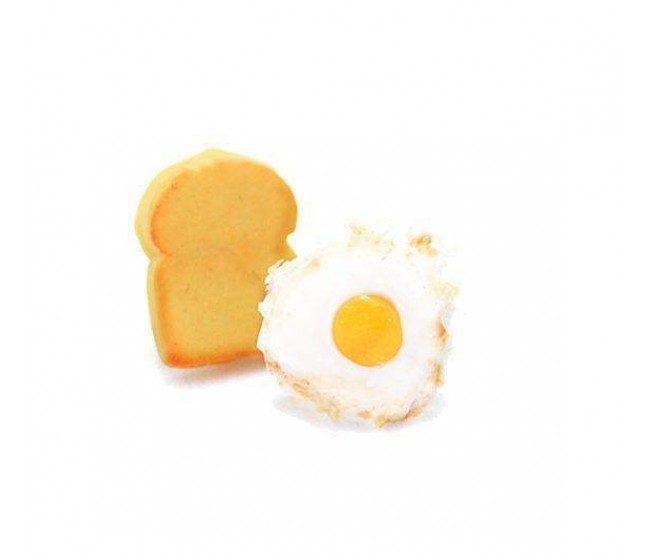 Yumurta & Ekmek Küpe