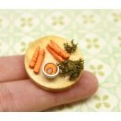 Mini Havuç Magnet
