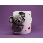 Kafein Koala Kupa Set