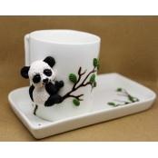 Panda Kupa Set