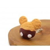 Mickey Mouse Kurabiye Yüzük